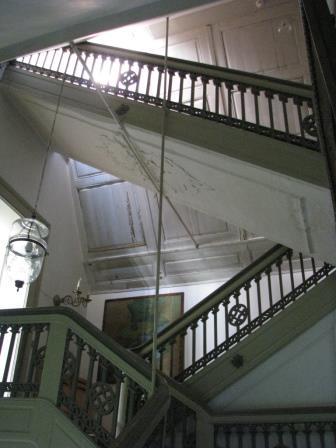 Trappen på Hald