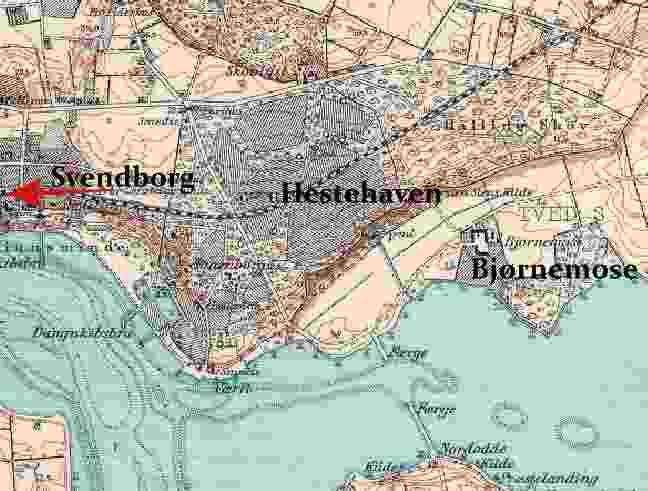 Hestehaven 1902