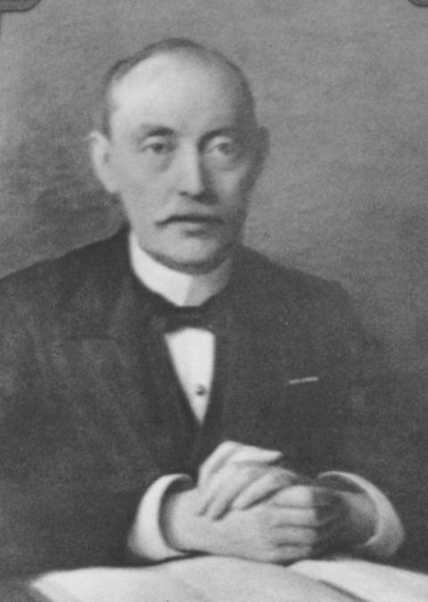 Christian Lauritz Schou, borgmester i Svendborg 1902