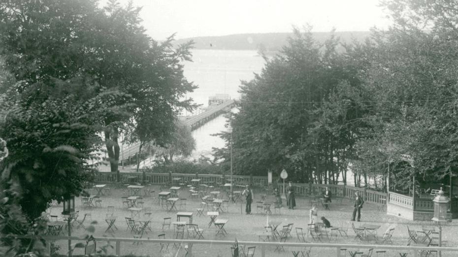 Christiansminde ved Svendborg 1905