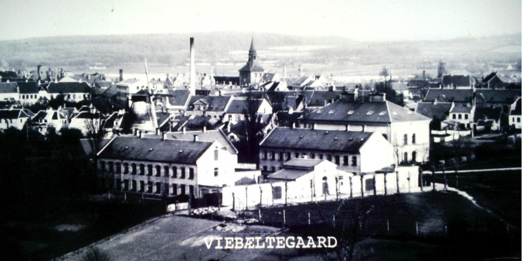 Fattiggården i Svendborg 1900