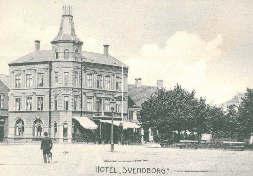 Hotel Svendborg 1905
