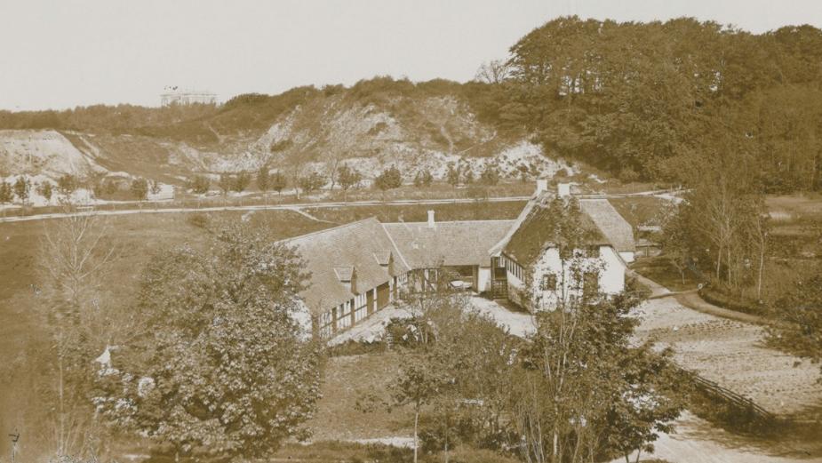 Øverste Ørkilds Mølle, Svendborg, 1895