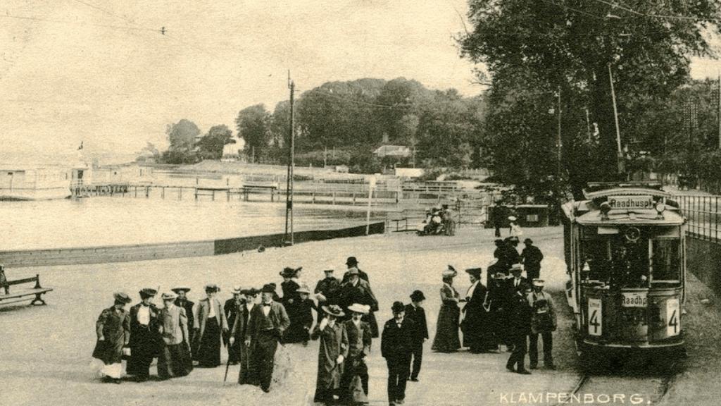 Sporvogn Bellevue 1900