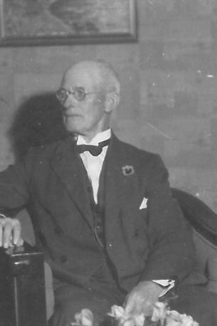 Stationsforstander Nielsen