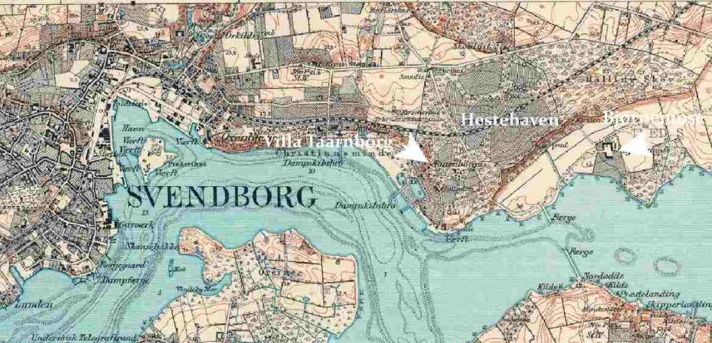 Svendborg-Christiansminde 1903
